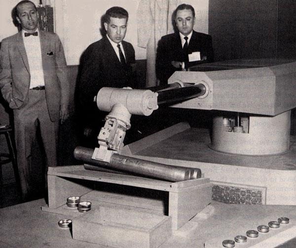 Viene depositato il primo brevetto di un robot