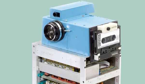 Viene brevettata la fotocamera digitale
