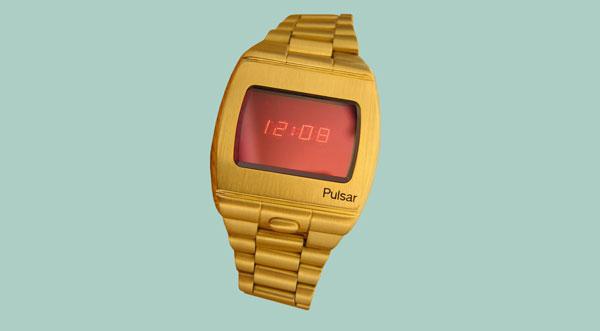 L'orologio diventa digitale