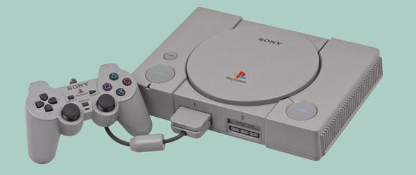 La Playstation irrompe nel mondo dei video games