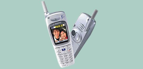 È commercializzato il primo cellulare con fotocamera