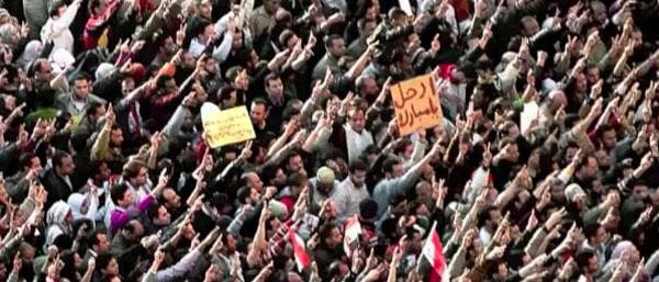 I social contribuiscono a scatenare la primavera araba