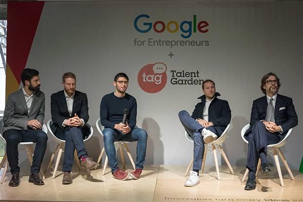 talent garden e google