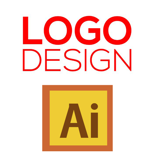 Logo design illustrator